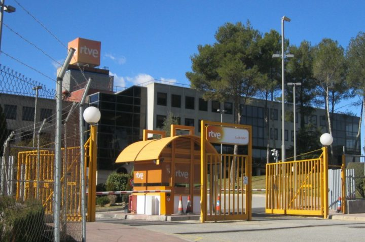 Entrada RTVE Sant Cugat